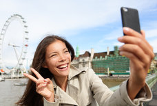 Win a FREE Trip Just by Taking Travel Selfies