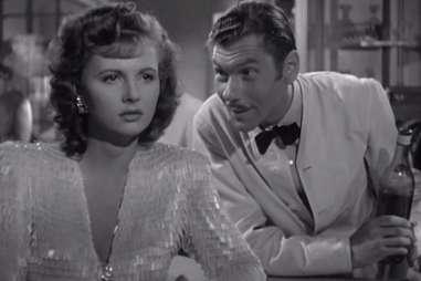 Sascha and Yvonne in Casablanca