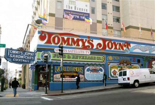 The Original Tommy's joynt