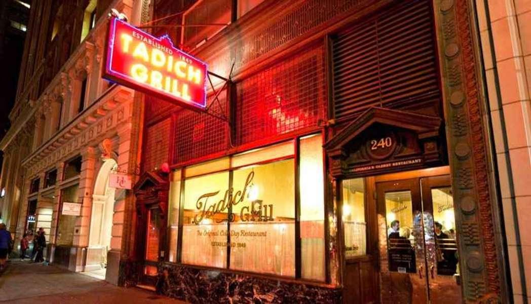 Tadich Grill: A San Francisco, CA Restaurant - Thrillist