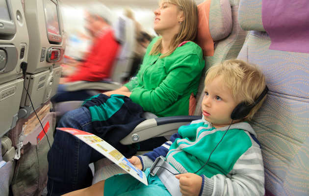5 Reasons Why Planes Don't Have a Kids Section