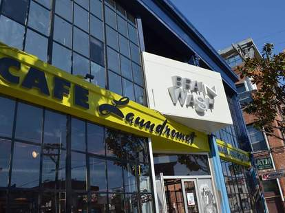 BrainWash Cafe and comedy venue in San Francisco