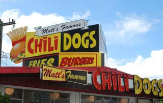 Matt's Famous Chili Dogs