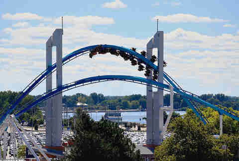 gatekeeper cedar point sandusky ohio