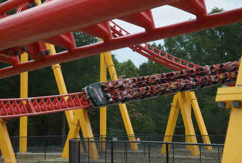 intimidator 305 kings dominion doswell virginia
