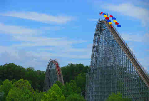 the voyage holiday world santa claus indiana