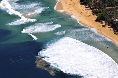 Pipeline, Oahu, Hawaii