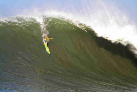 Mavericks, Half Moon Bay, CA