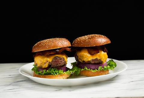 Steakhouse Burgers — Thrillist Recipes