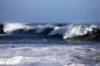 The Wedge, Newport Beach, CA