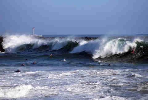 The Wedge, Newport Beach, CA