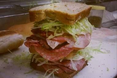 Jimmy John's Noah's Ark sandwich