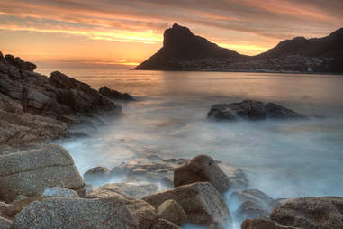 Dungeons, Cape Town, South Africa