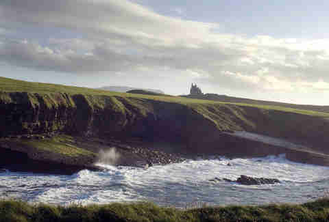 Mullaghmore Head, County Sligo, Ireland