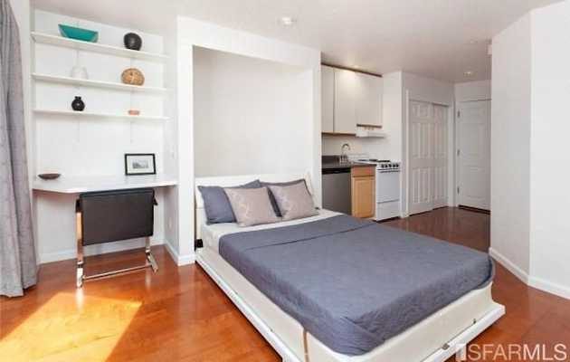 SF's Tiniest Apartment Sells for... $415k?!?!