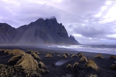 Stokksnes Beach, Stokksnes, Iceland