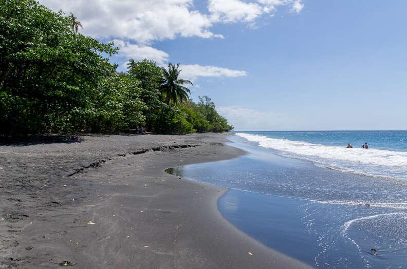 Anse Ceron, Martinique, Caribbean