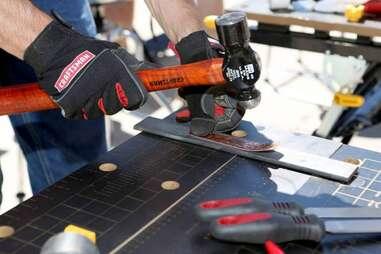 Craftsman craft hands