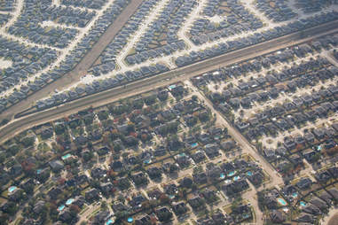 Houston sprawl