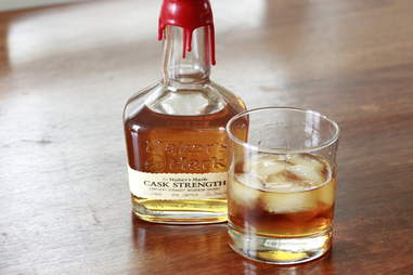 Maker's Mark Cask Strength Bourbon
