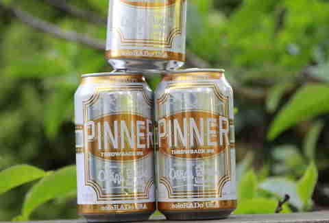 Oskar Blues Pinner IPA