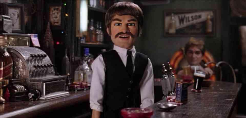 Hook up barman