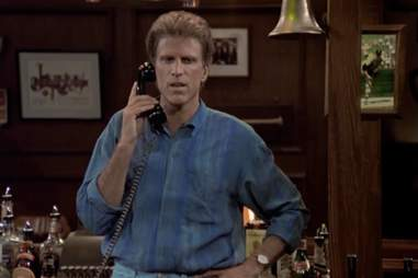 Sam Malone on Cheers