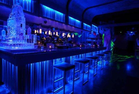 Image of: Lucid Lighting Throughout Lucid Hookah u0026 Light Lounge The Garden Milwaukee Wi Venue