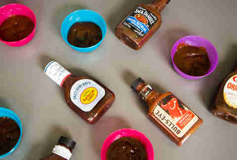 bbq sauce store bought generic brands