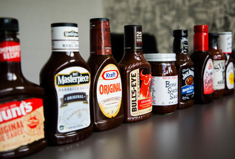 bbq sauces bottled store bought