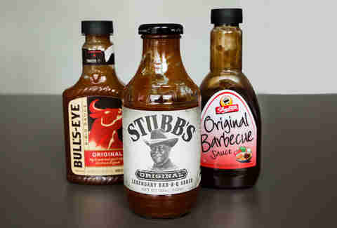 bbq sauces store bought bottles