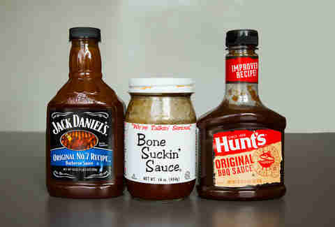 bbq sauce taste test bottled grocery store