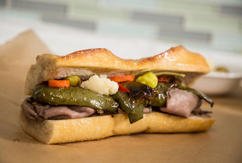 Italian Beef — Thrillist Recipes
