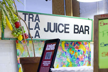 Tra La La Juice Bar