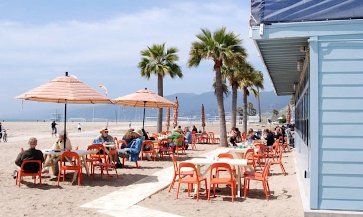Best Seafood Restaurants Santa Monica Beach