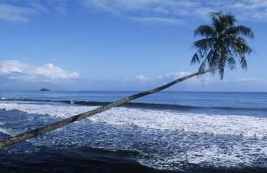 Papenoo Beach, Papenoo, Tahiti