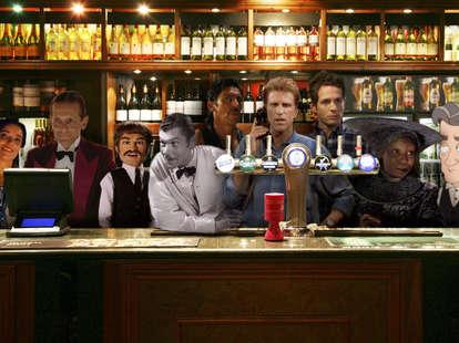 best tv and movie bartenders