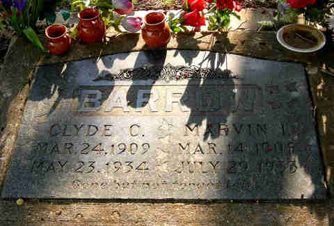 Bonnie and Clyde's Grave