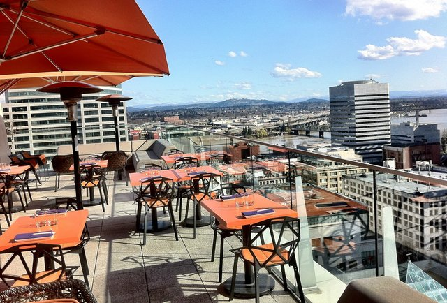 The 11 Best Outdoor Bars Amp Patios In Portland