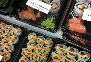 Lee's Fresh Sushi and Deli
