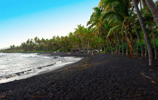 The World's 15 Most Dramatic Black Sand Beaches