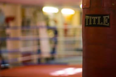 Title punching bag