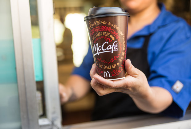The Best Fast Food Coffees, Ranked