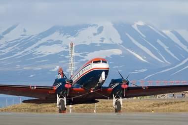 Svalbard Longyear Airport