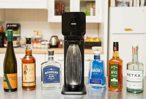 supercompressor sodastream booze