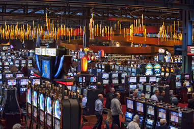 Sands slot machines