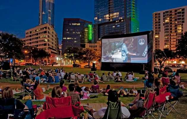 Every Summer Outdoor Movie Screening in Austin, Now in One Calendar