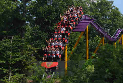 busch gardens williamsburg virginia