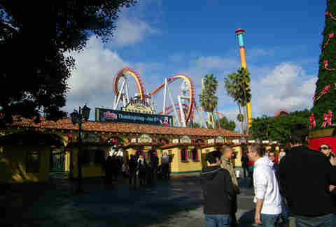 knott's berry farm buena park california