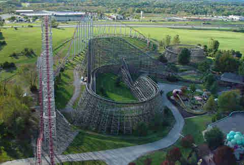 worlds of fun kansas city missouri